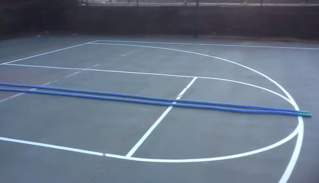 [Joe Haywood] 23種戰繩的運動方式