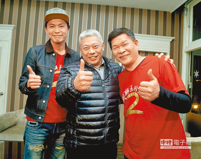[新聞] 蔡衍明挺國片 包場看《鐵獅2》