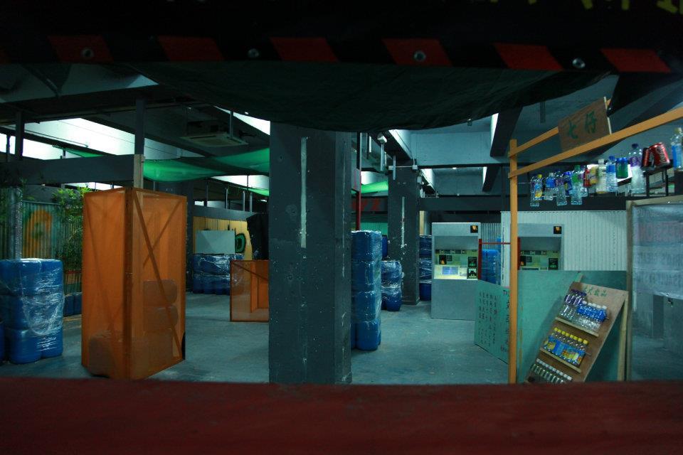 [香港觀塘室內War Game場] CQB Plaza 全天候室內近戰中心