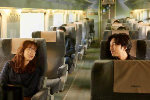 [新聞]《屍速列車》孔劉與影后全度姸攜手搭上禁戀列車 《關不住的誘惑》今正式上映