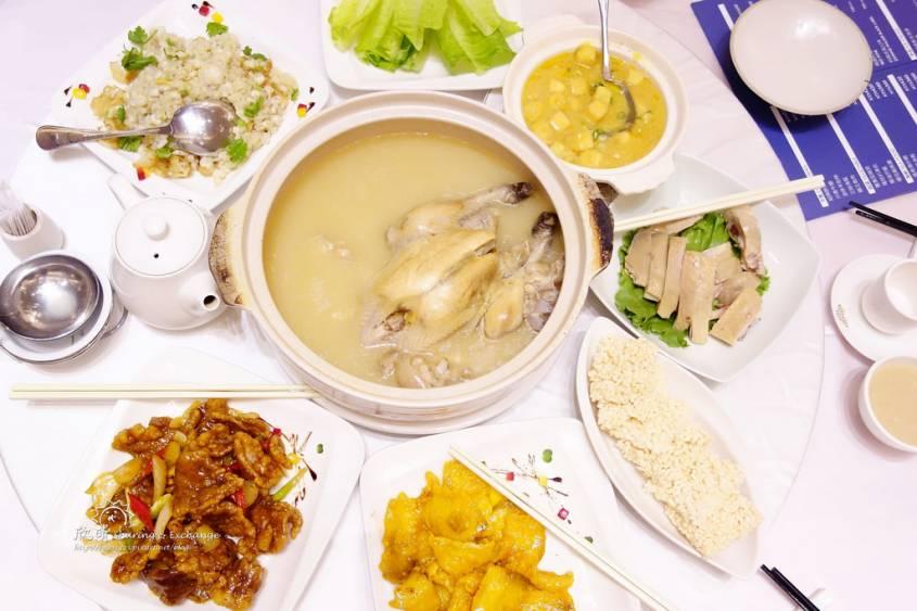 [新聞]  |中山區合菜|晶宴會館(民生館)+細火慢熬砂鍋雞湯+聚餐包場